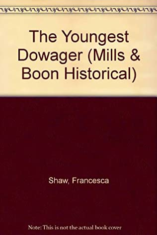 book cover of The Youngest Dowager