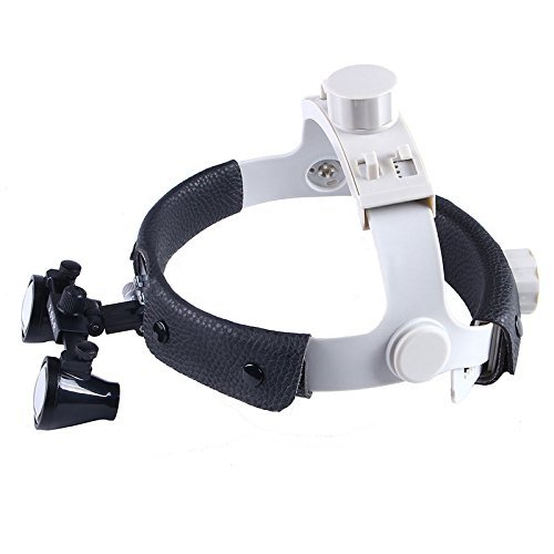 Ocean Aquarius 3.5 X-R Binocular Loupes Black Headband Surgical Medical Glasses DY-108 by Ocean Aquarius (Image #3)