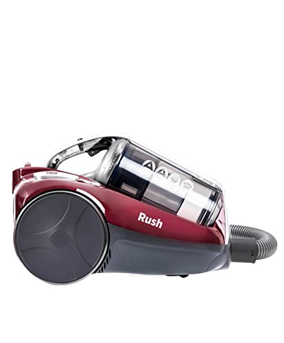 Hoover RU70RU17 Rush Pet Compact Bagless Cylinder Vacuum Cleaner