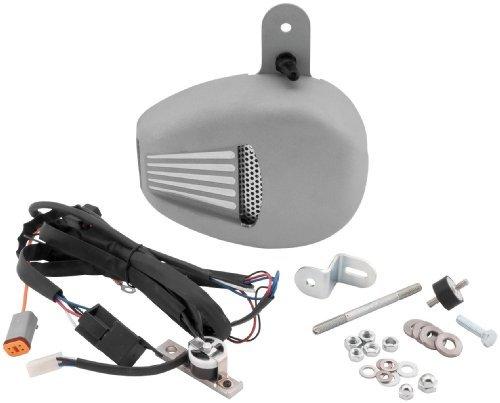 JIMS Silver ForceFlow Cylinder Head Fan Kit - Jim Silver