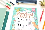 Preschool Math Workbook for Toddlers Ages