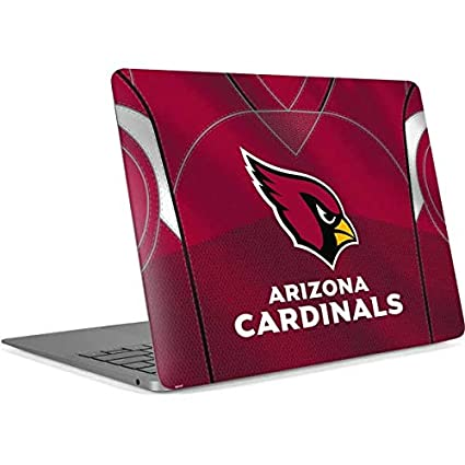 Amazon.com  Skinit Arizona Cardinals Team Jersey MacBook Air (2018 ... 5232403302e6