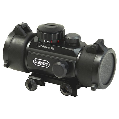 "UTG 3.8"" ITA Red/Green CQB Dot Sight with Integral Mount"