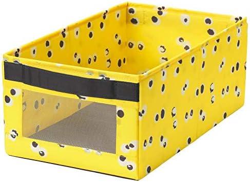 IKEA ASIA ANGELAGEN Caja Amarillo: Amazon.es: Hogar