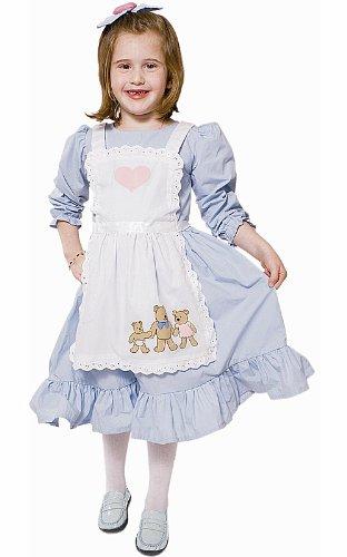 Goldilocks Fairytail - Toddler 4 (Goldilocks Halloween)