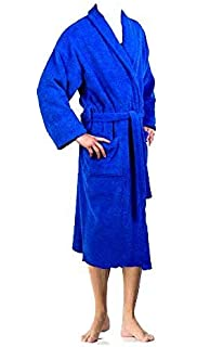 Avioni Loomkart Very Fine Cotton Bath Robes with Hood in Avioni Zip-Packing  (XL fd0411211