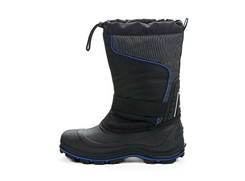 Yellow Shoes ICESTORM Kids Boy Casual Comfortable Snow Boots Winter Black  Nylon Fabric Extra Warm Outdoors Sports Fun (Big Kid Sizes): Amazon.ca:  Shoes & ...