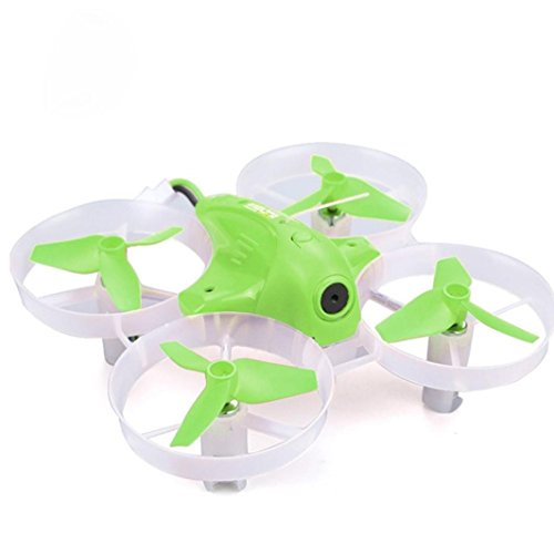 WARMSHOP Plastic RC Quadcopter Mini Drone Matador With WiFi FPV 0.3MP Camera Airplanes Toy (Green) by WARMSHOP