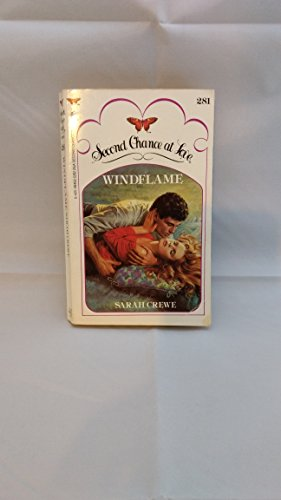 book cover of Windflame