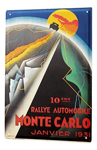age Monte Carlo Race 8X12 ()