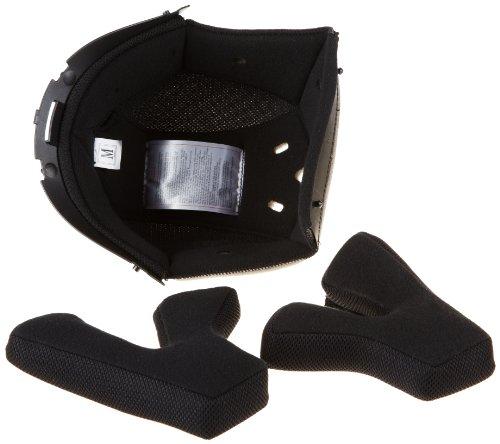 Raptor Junior Off-Road Helmet (Black, Medium)