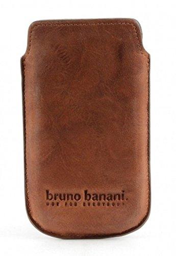 bruno banani Toronto iPhone Etui Cognac