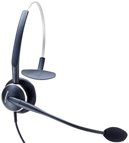 Universal Foam Headset Microphone Cushions (Windscreens) | 10-pack | Use with Plantronics, GN, Jabra, Logitech, Panasonic, VXi -14101-03 Photo #7