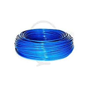 Goldmedal Safe Guard Blue Copper Wire (2.5 mm)-90 Meter Coil: Amazon ...