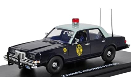 Amazon Com Fast Response 1 43 1985 Dodge Diplomat Police Kansas