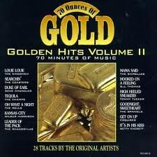 70 Ounces Of Gold: Golden Hits Vol. II (70 Girls 70)