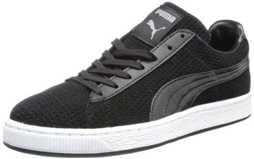 Puma Suede Urban Statement Fashion Sneaker Zwart / Zwart