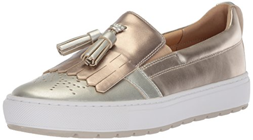 Breeda Donne 13 Argento Delle Sneaker Oro Chiaro Geox rn4z8wrdq1