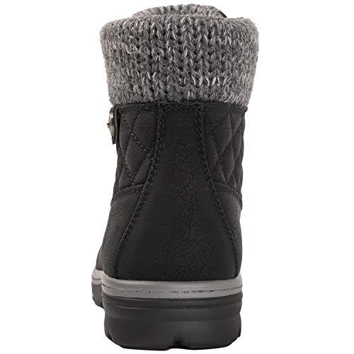 1826 Globalwin 1826black Fashion Women's Boots Rn5qTwvT