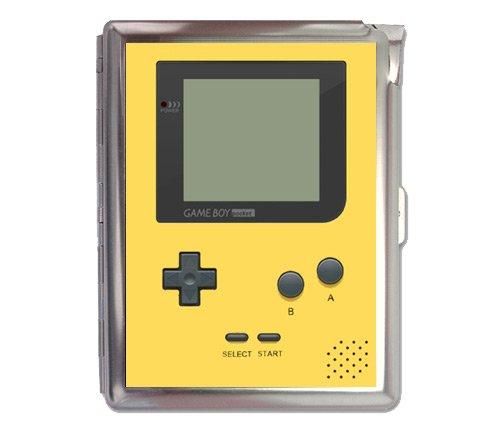 Game Boy Retro Cigarette Case Lighter or Wallet Business Card Holder