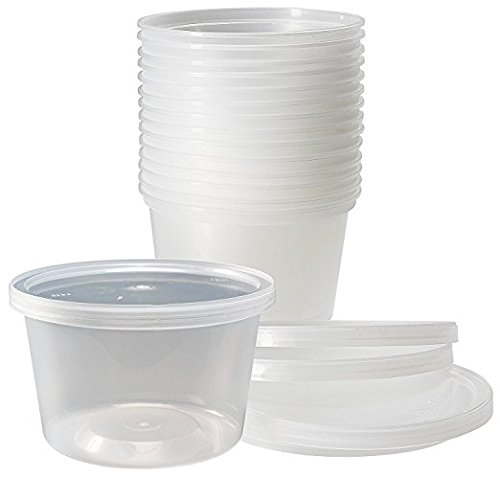 16 oz Food Storage Containers