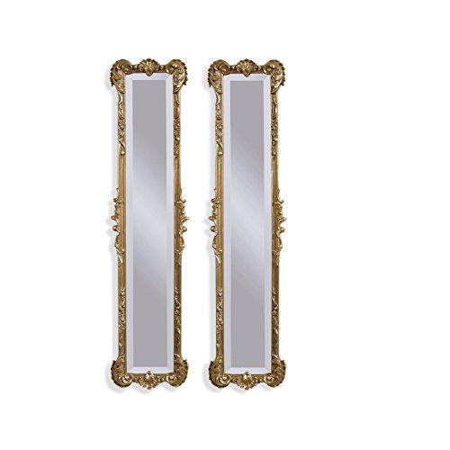 Bassett Mirror Set of 2 Mirror Helena Panel Mirrors by Bassett Mirror Company