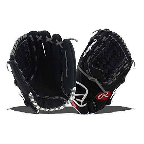 Rawlings Renegade 12 Inch R120BGB Slowpitch Softball Glove by Rawlings