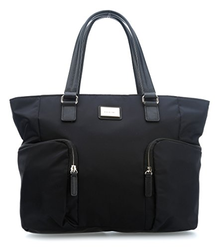Aura Schwarz carbon Bogner Woman Handbag black 61PccAfF