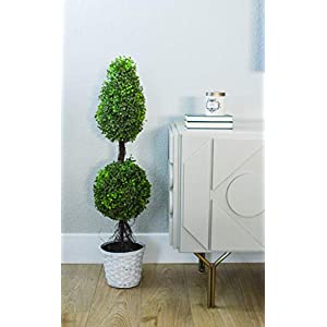 Admired by Nature Aritificial Boxwood 19