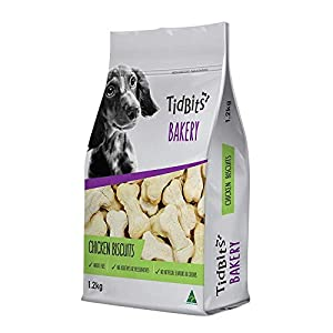 Tidbits Dog Biscuit Treats, 1.2kg Click on image for further info.