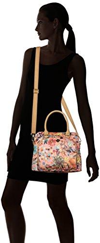 Oilily Damen Handbag Henkeltasche, 14x24x29 cm Pink (Shell Pink)