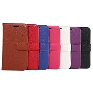 GX Teléfono Móvil Samsung - Carcasas de Cuerpo Completo/Fundas con Soporte - Color Sólido/Diseño Especial - para SamsungSamsung Galaxy S6 , White