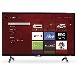 TCL 43S405RB 43-Inch Roku 4K TV – Smart – 120 Hz – HDR – Recertified
