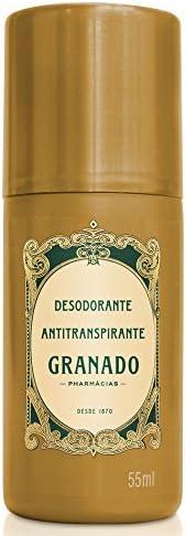 Desodorante Roll-On Tradicional, Granado, Dourado, 55ml