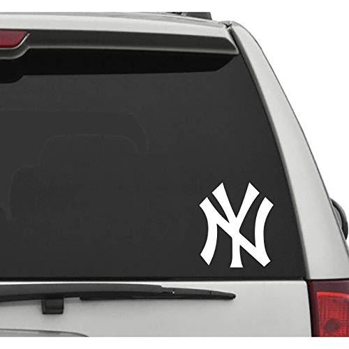 Seek Racing NY Yankees Decal car Truck Window Sticker Sports Baseball NY Fan Gear -