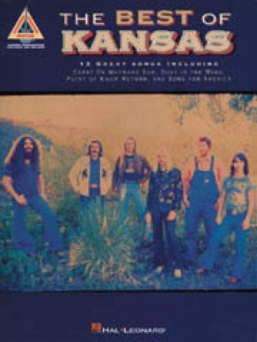The Best of Kansas (Guitar Recorded Versions) ()