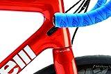 Cinelli Veltrix Disc Frameset Carbon Fiber Blue
