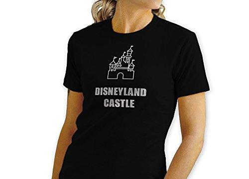 Gildan Disneyland Castle - Paris France - Monument - Europe - Adult Unisex Tshirt