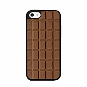 Delicious Chocolate Bar Plastic Phone Case Back Cover iPhone 5 5s