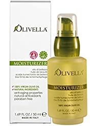 Olivella Olivella All Natural Virgin Olive Oil Moisturizer, for All Skin Types, 1.69 Oz, 1.69 Oz