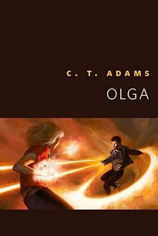 book cover of Olga