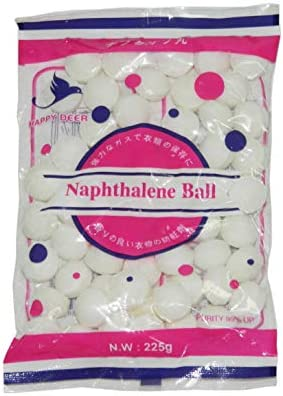 400 balls Napthalene balls Keep Clothes Fresh for Wardrobe Sri Lanka