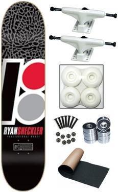 Plan B Ryan Sheckler Franchise Skateboard Deck Complete