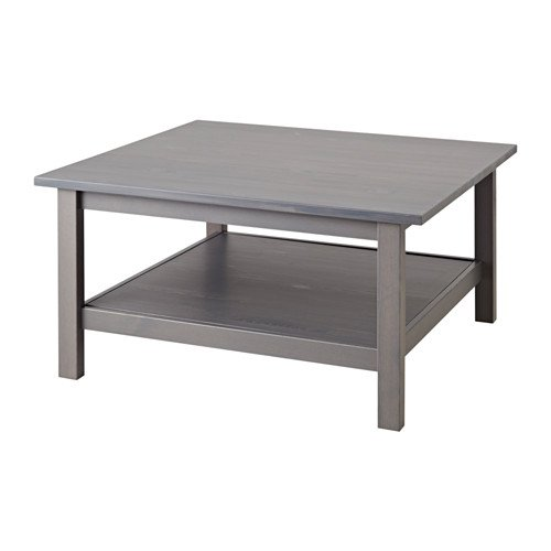 Amazon Com Ikea Coffee Table Dark Gray Gray Stained 35 3 8x35 3 8