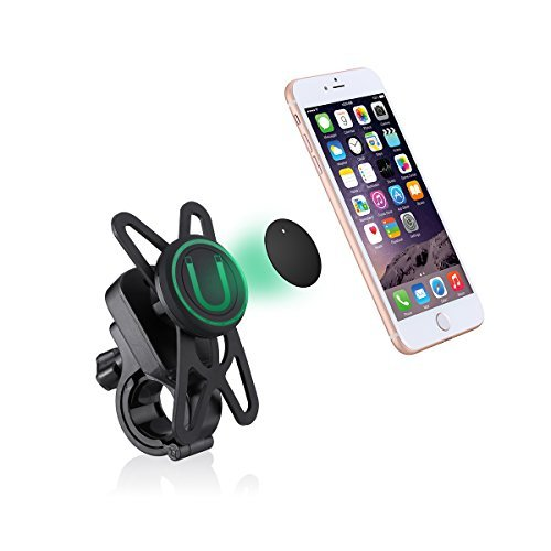 Samsung Galaxy OCTO MOUNT Universal Magnetic Bike Mount Motorcycle Mount for Cell Phones HTC etc 4351517245 Compatible with iPhone