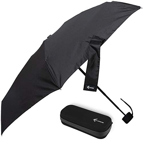 Vumos Mini Travel Umbrella with Case