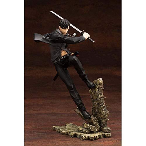 (Kotobukiya ARTFX J GANGSTA. Nicholas Brown 1 / 8 scale PVC pre-painted PVC figure)