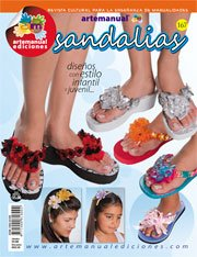 Manualidades Crea Tu Propio Proyecto -167 SANDALIAS- : Everything Else