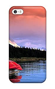David R. Spalding's Shop Cute Appearance Cover/tpu Lake Case For Iphone 5/5s 1900728K82424584