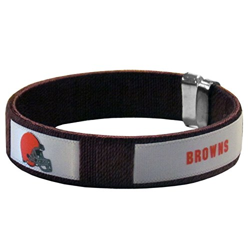 NFL Cleveland Browns Fan Band Bracelet